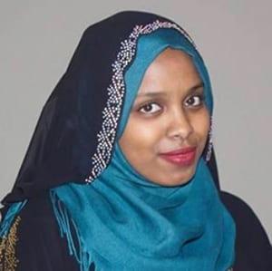 Amina Mohamed headshot